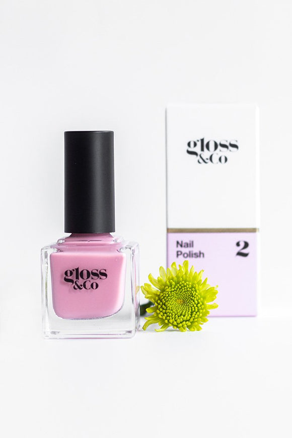 Gloss & Co Nail Polish - Its Sundae