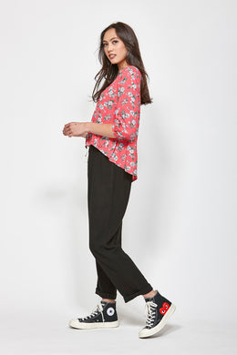 Approval Top Pink | Shop Ketz-ke at Wallace & Gibbs NZ