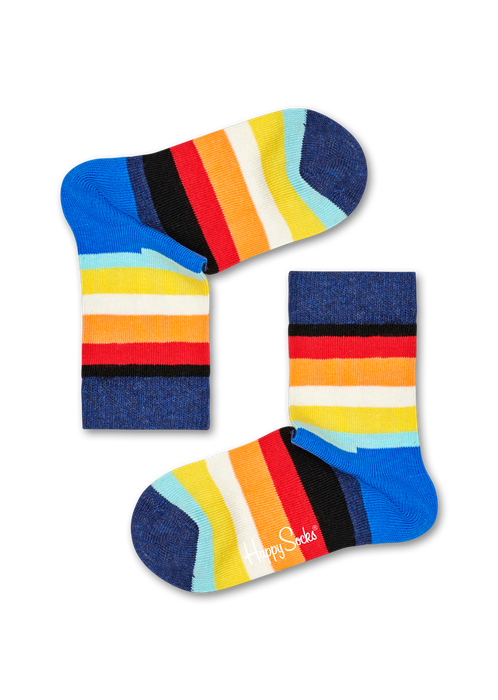 Kids Stripe Sock | Happy Socks at Wallace and Gibbs Arrowtown, NZ