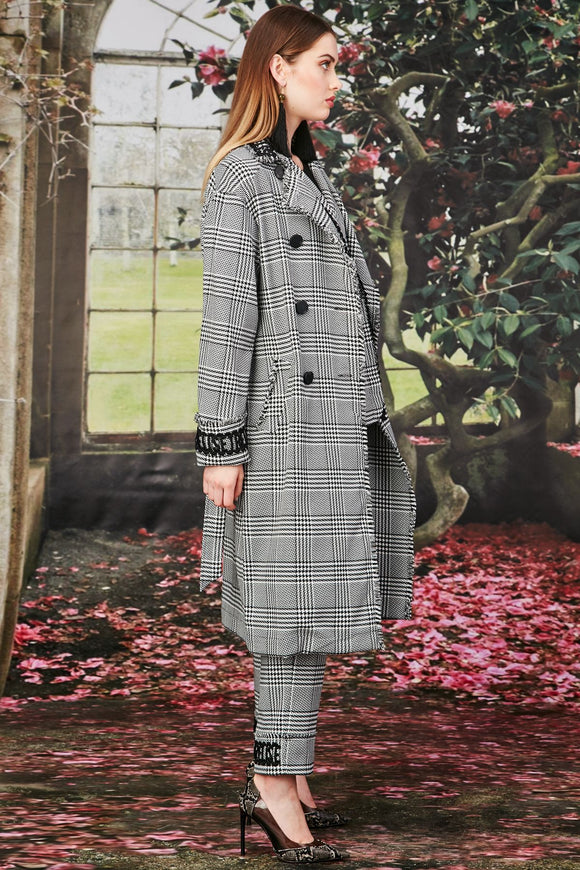Trelise Cooper Trench-Ial Rain Coat | Shop at Wallace and Gibbs NZ