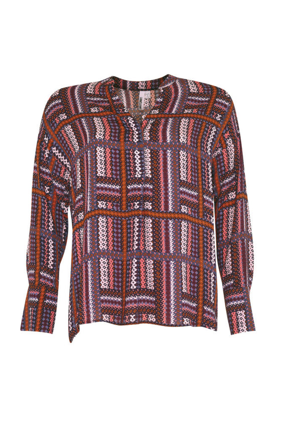 Loobies Story Gaudi Shirt Multi | Shop at Wallace and Gibbs NZ
