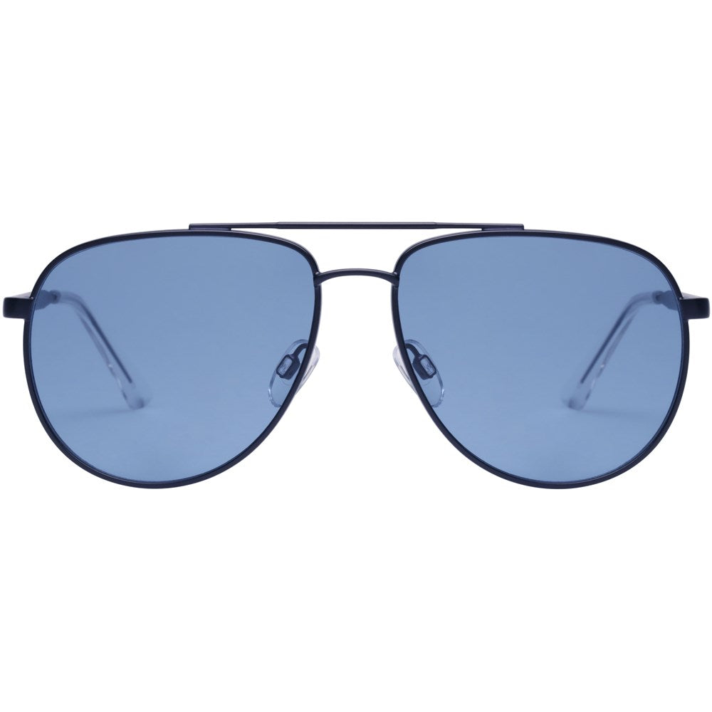 Le Specs Hard Knock - Matte Navy