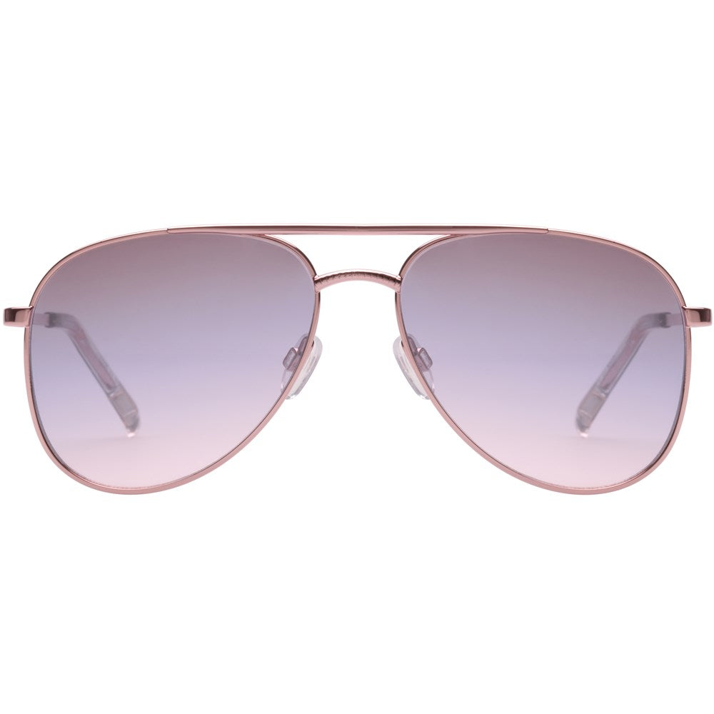Le Specs Kingdom - Rose Gold