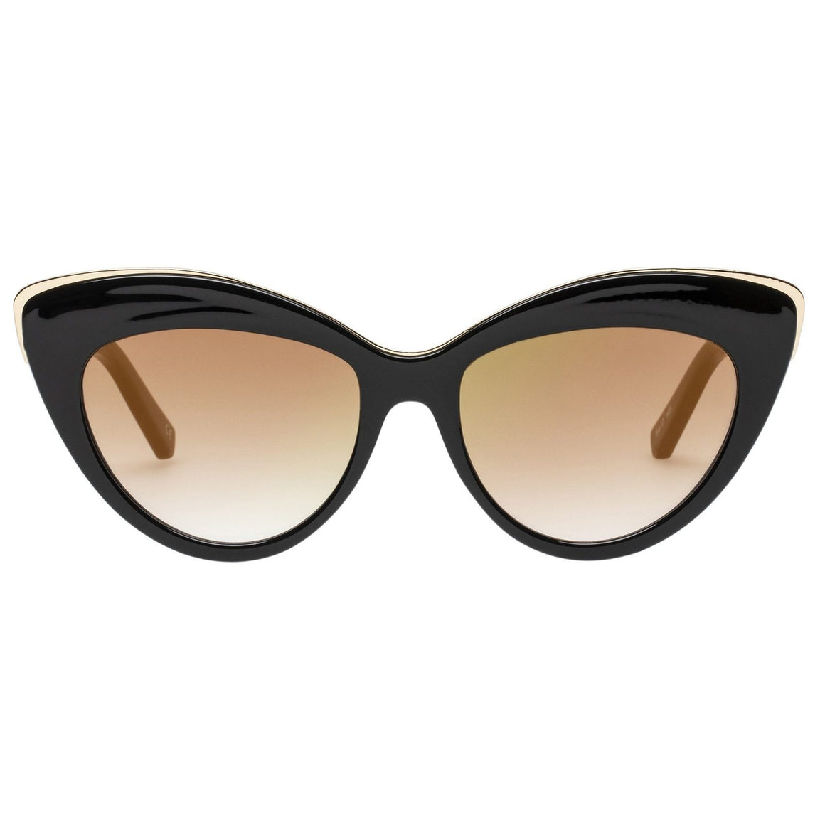 Beautiful Stranger - Black/Brown | Shop Le Specs at Wallace&Gibbs in Arrowtown, NZ