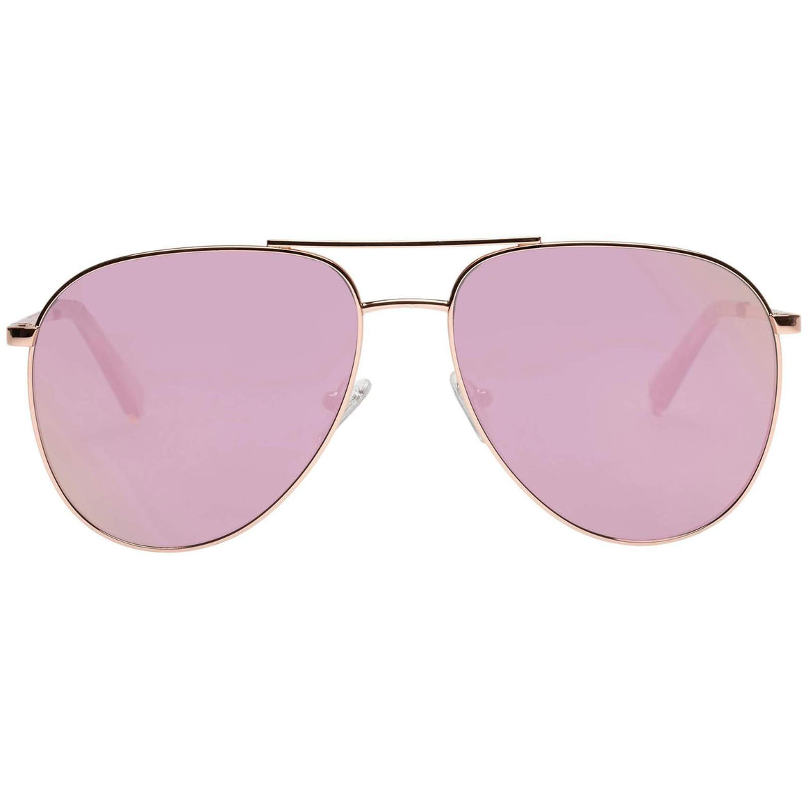 Road Trip - Rose Gold | Shop Le Specs at Wallace&Gibbs in Arrowtown, NZ
