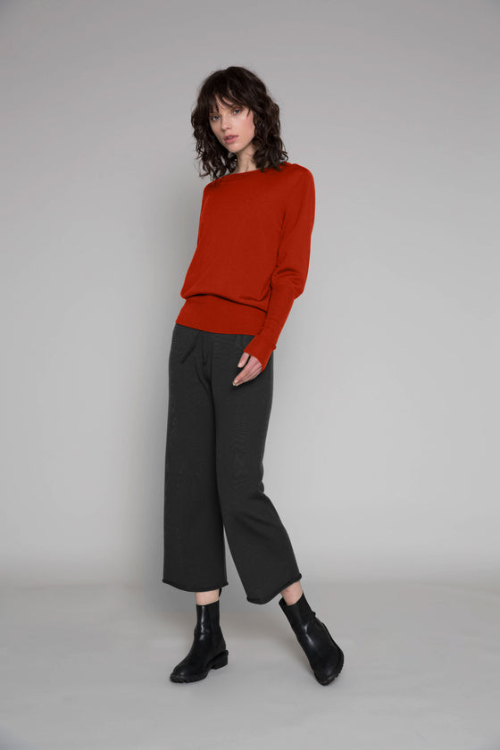 Standard Issue Long Rib Sweater | Buy Standard Issue Wallace and Gibbs