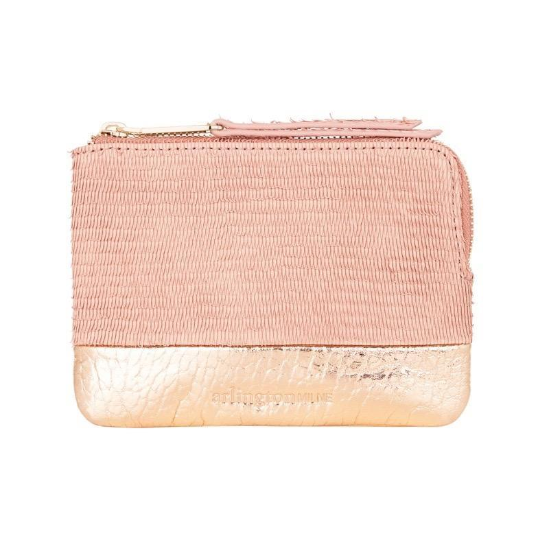 Lou Lou Coin Purse - Blush | Shop Arlington Milne at Wallace and Gibbs