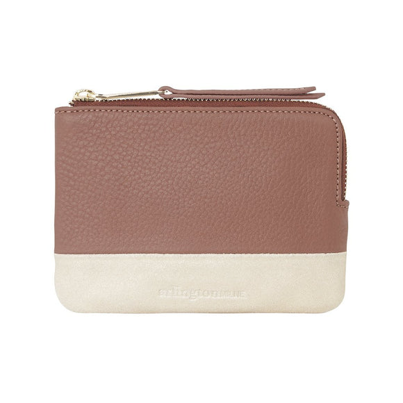 Lou Lou Coin Purse - Gold | Shop Arlington Milne at Wallace and Gibbs