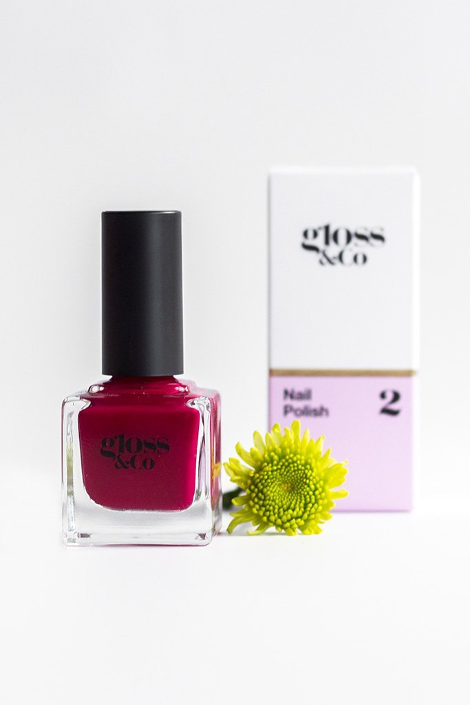 Gloss & Co. Nail Polish | Shop at Wallace and Gibbs NZ