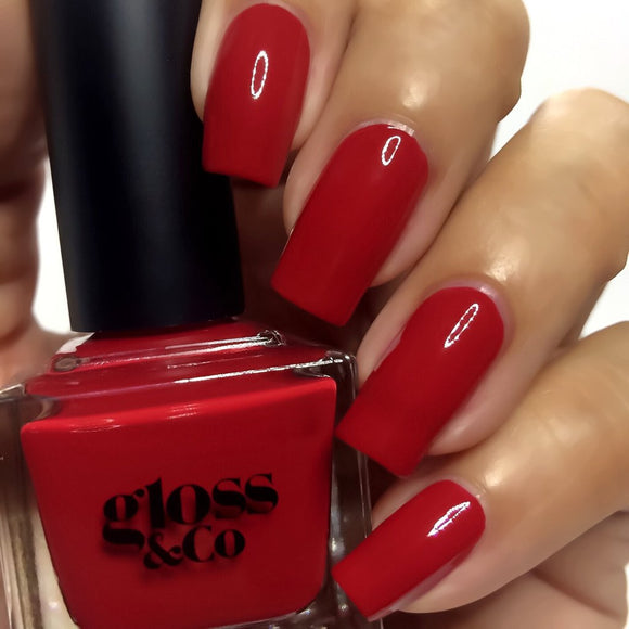 Gloss & Co Nail Polish - Lovers Lane