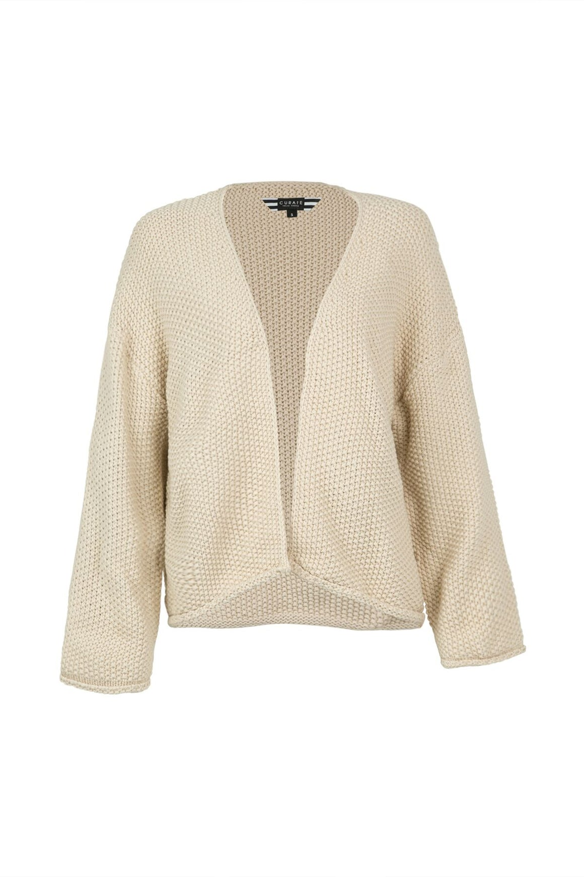 Honey Badger Cardigan - Cream | Shop Curate online & instore at W&G