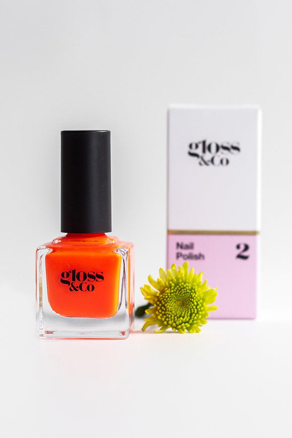 Gloss & Co Nail Polish - Main Squeeze