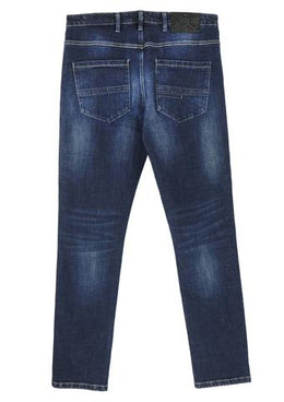 Mason Jean Washed Blue