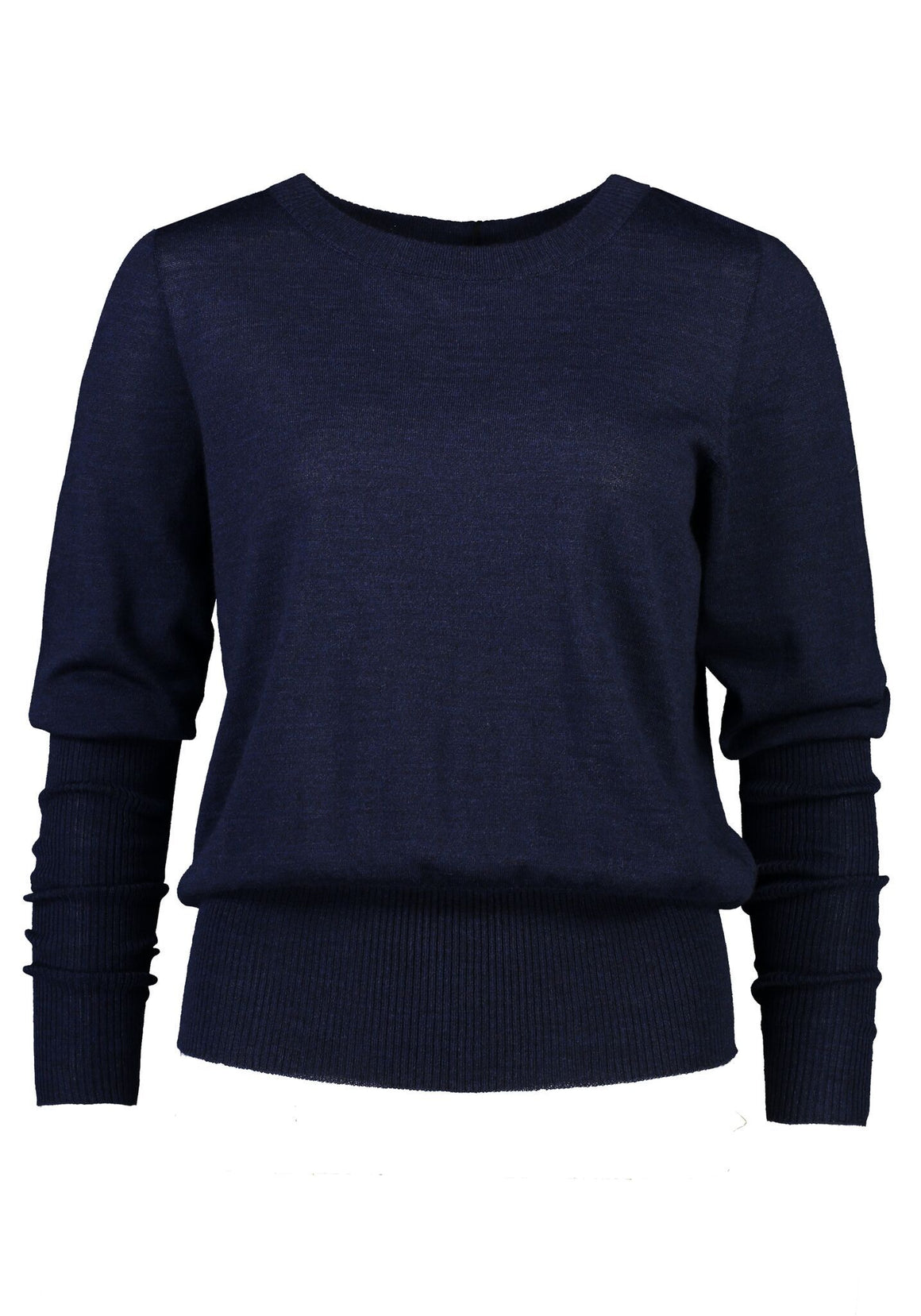 Standard Issue Long Rib Sweater | Shop Online at Wallace & Gibbs NZ