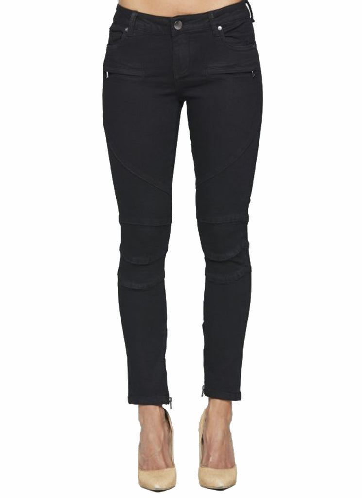New London Derby Jean Black | Shop New London at Wallace and Gibbs NZ