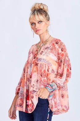 Loobies Story Paradiso Blouse