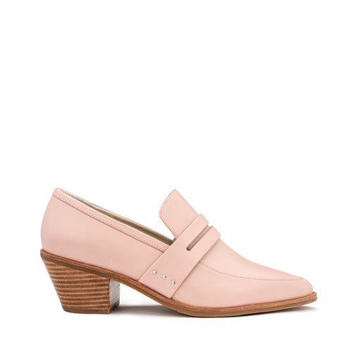 Noble Loafer - Pink | Shop Chaos & Harmony at Wallace and Gibbs