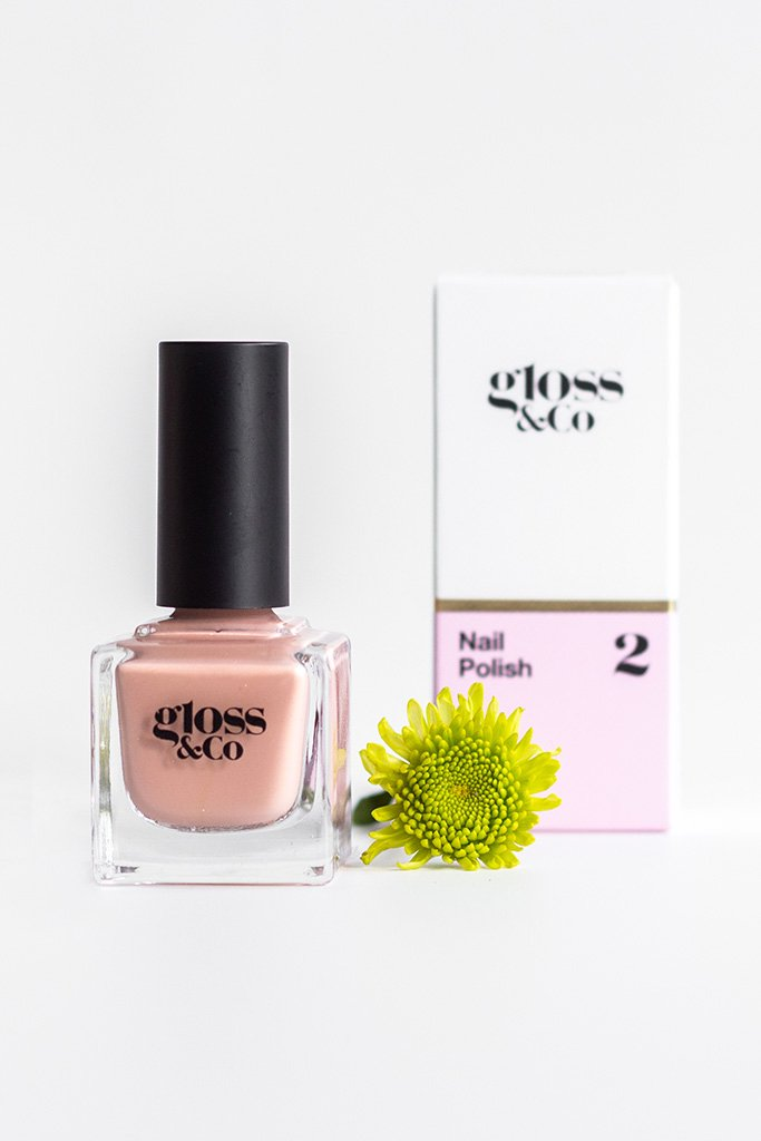 Nail Polish - Oh Crepe | Shop Gloss & Co at Wallace&Gibbs in Arrowtown, NZ