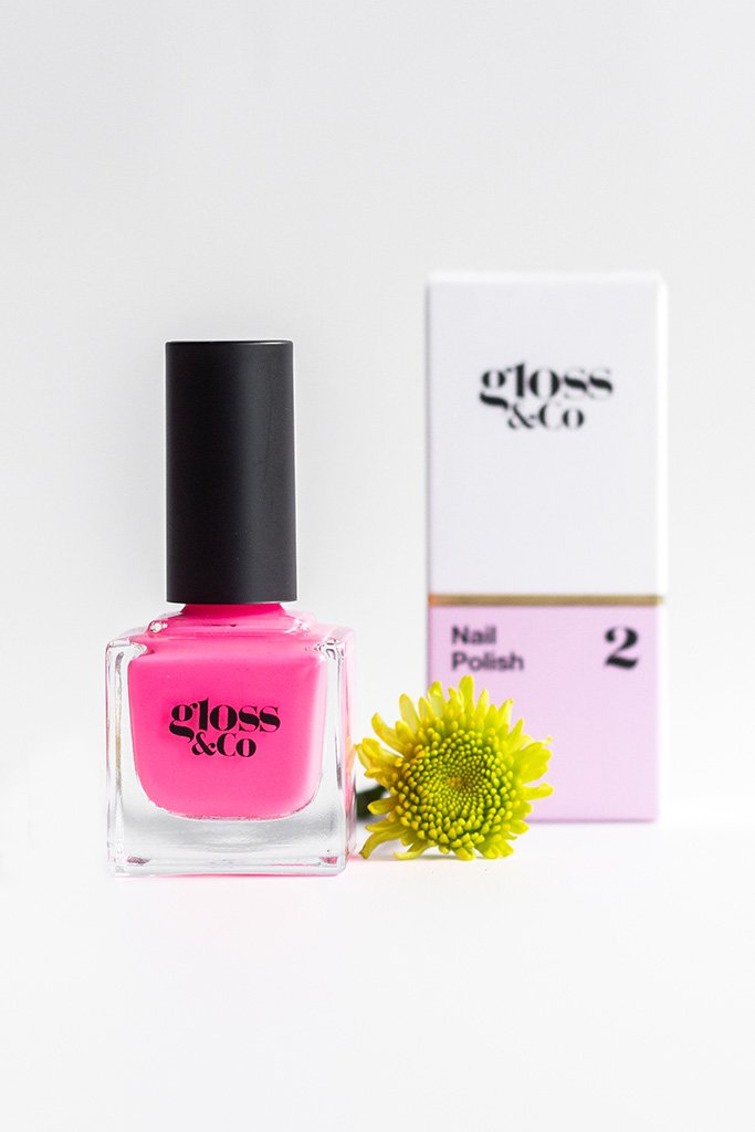 Nail Polish - Pop | Shop Gloss & Co at Wallace&Gibbs in Arrowtown, NZ