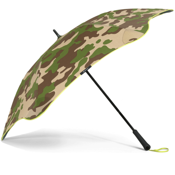 Blunt Classic Umbrella Camouflage Yellow | Shop at Wallace & Gibbs