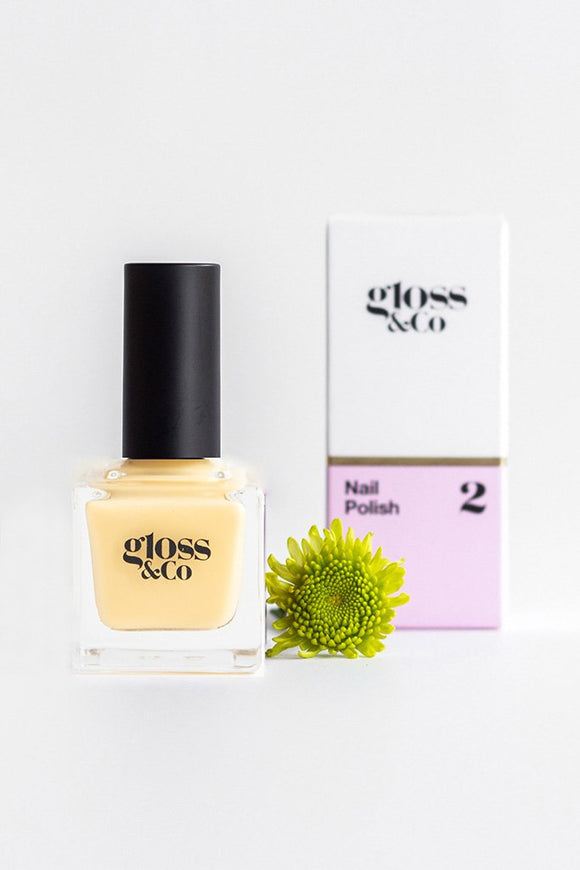 Nail Polish - Darling | Shop Gloss & Co at Wallace&Gibbs in Arrowtown, NZ