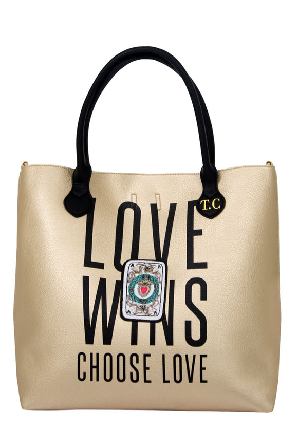 Trelise Cooper The Game Of Love Tote Bag