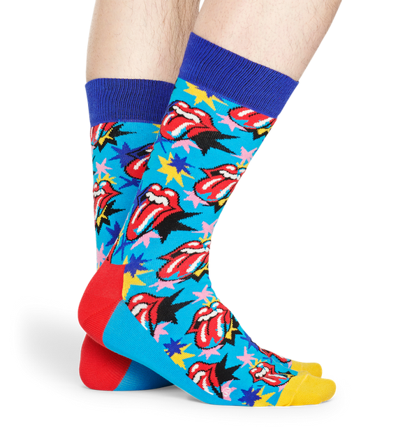 Rolling Stones I Got The Blues Socks | Shop at Wallace and Gibbs in NZ