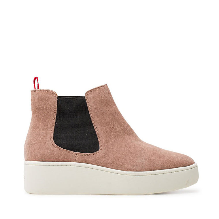 Rollie Chelsea City Boot Dusty Rose | Shop Rollie at Wallace and Gibbs