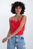 Womens Cami - Poppy Red | Shop Garcia at Wallace and Gibbs