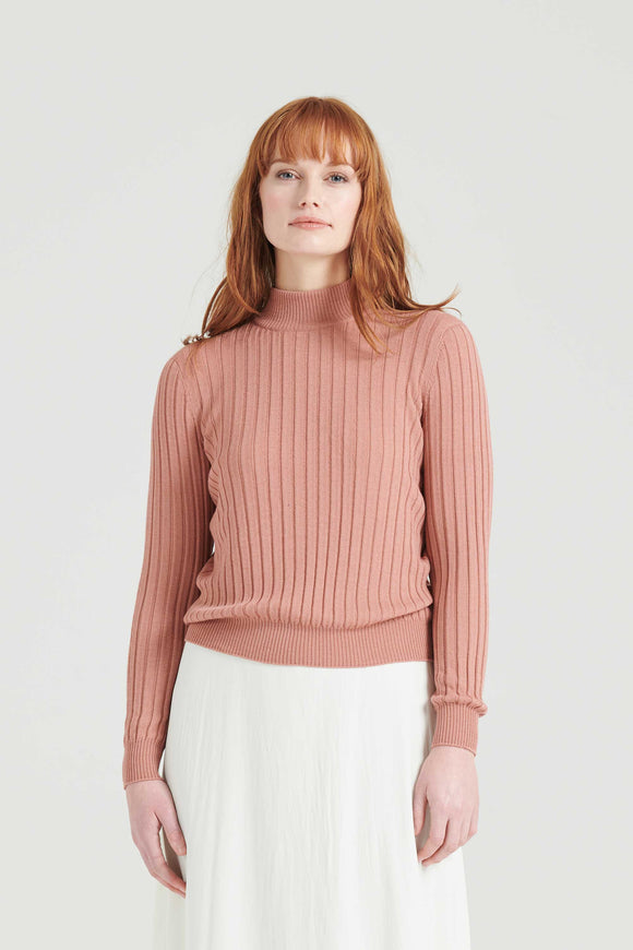 From Rosie Turtle Neck | by From Knitwear | NZ Made knitwear