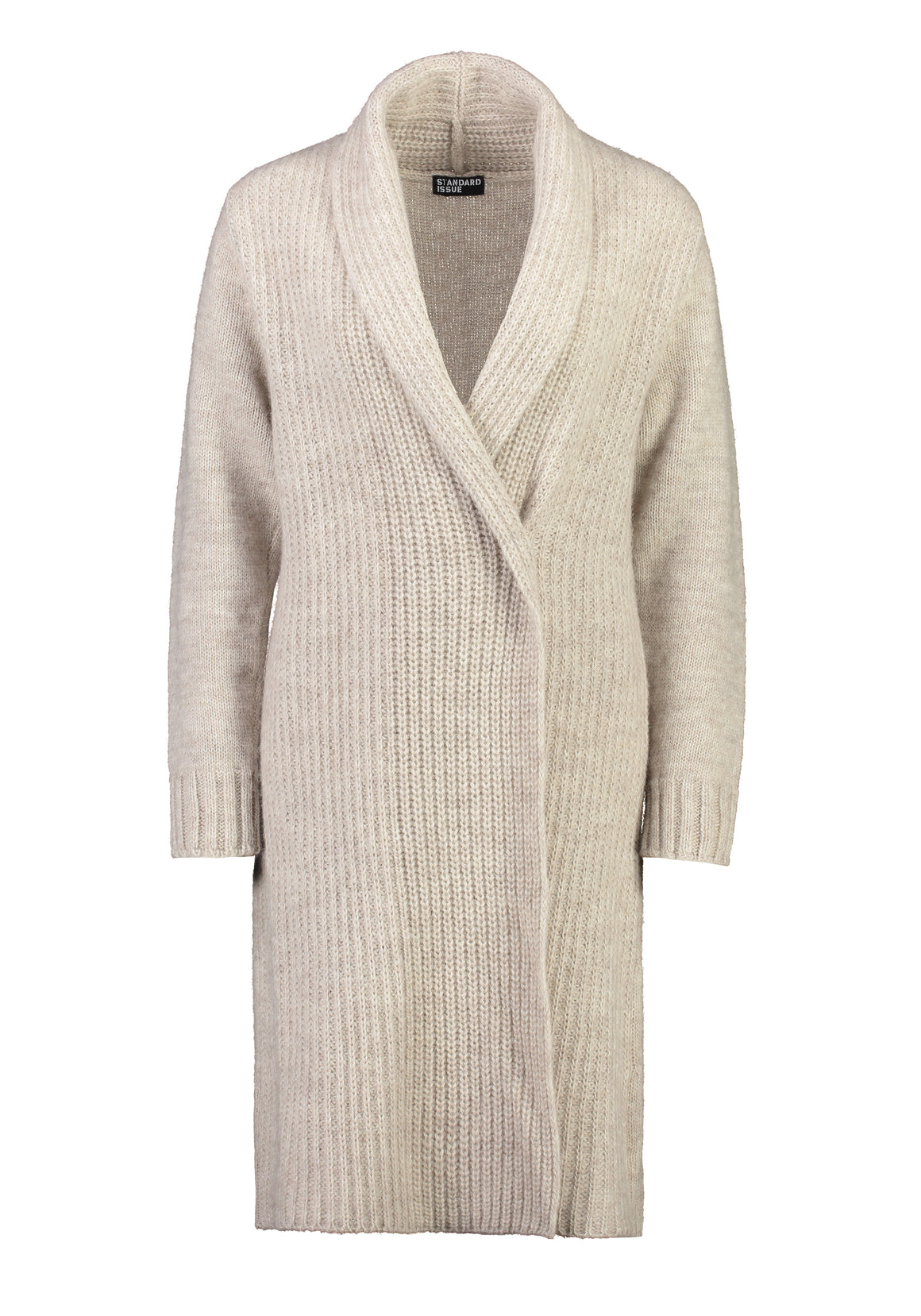 Standard Issue Alpaca Rib Coat | Shop Online at Wallace & Gibbs NZ
