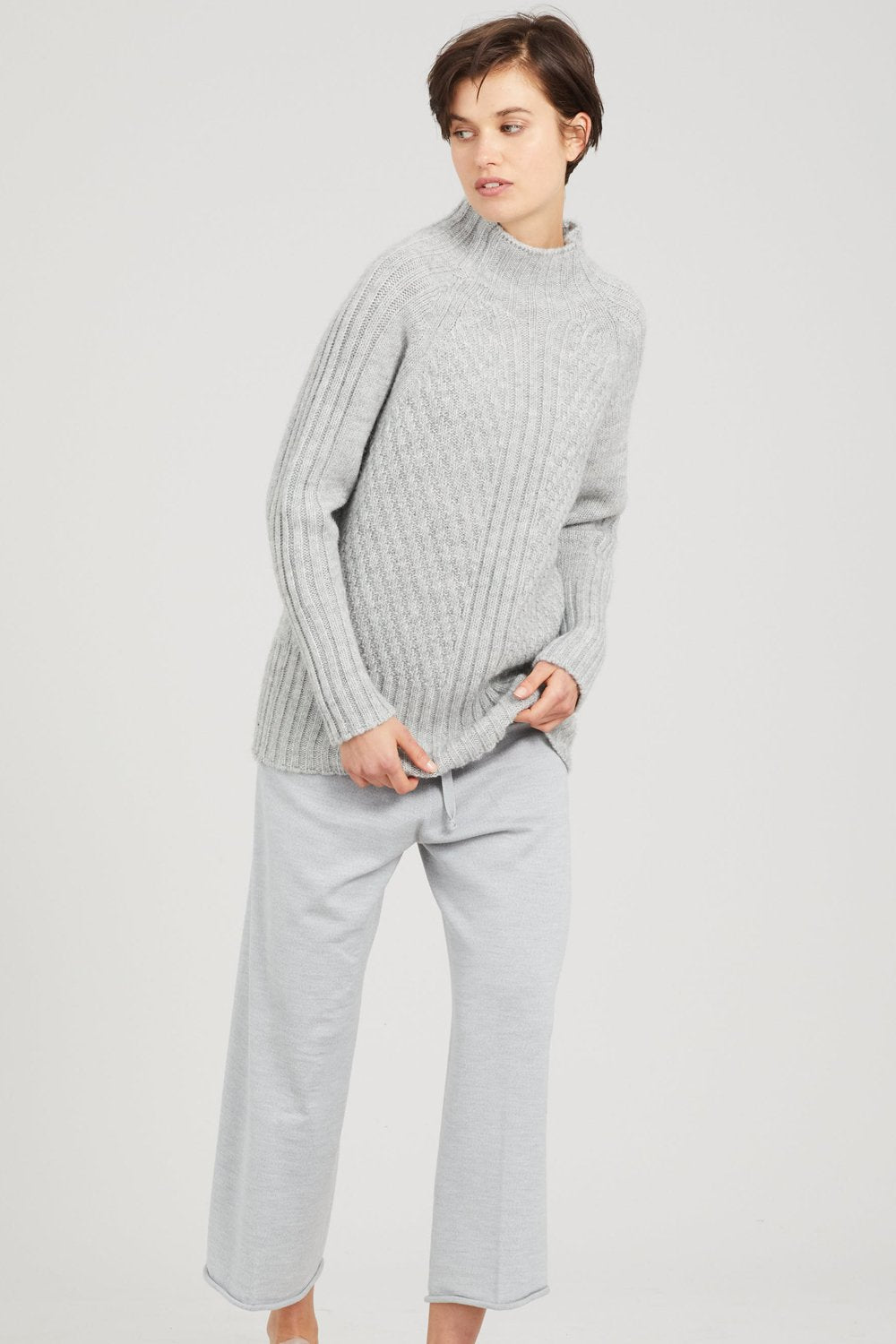 Standard Issue Alpaca Ray Jumper | Shop at Wallace & Gibbs NZ