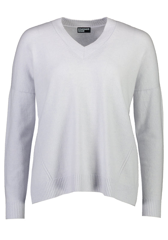 Standard Issue Cashmere V Angel | Shop Online at Wallace & Gibbs NZ