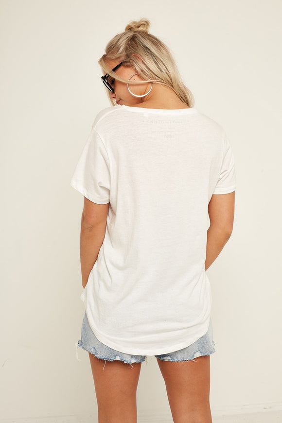Silent Theory Boyfriend Tee | Shop at Wallace and Gibbs Arrowtown NZ