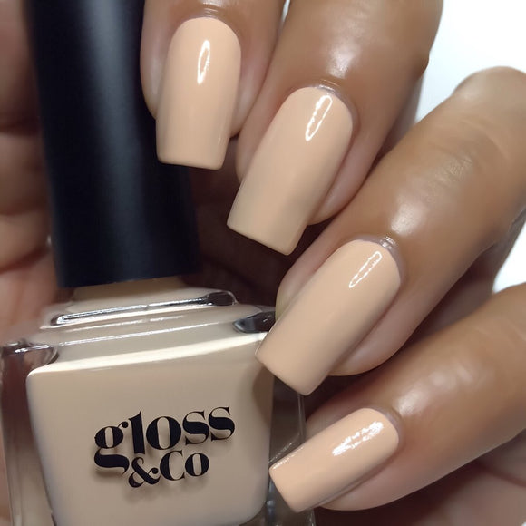 Gloss & Co Nail Polish - Shell