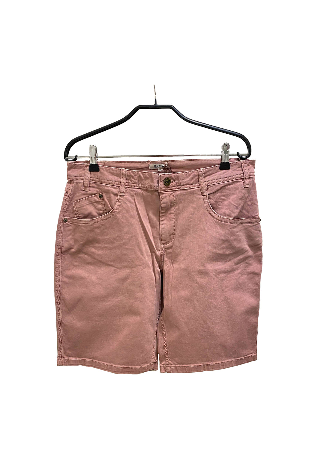 Scottie Shorts - Blush | Shop Scottie Clothing at Wallace and Gibbs NZ
