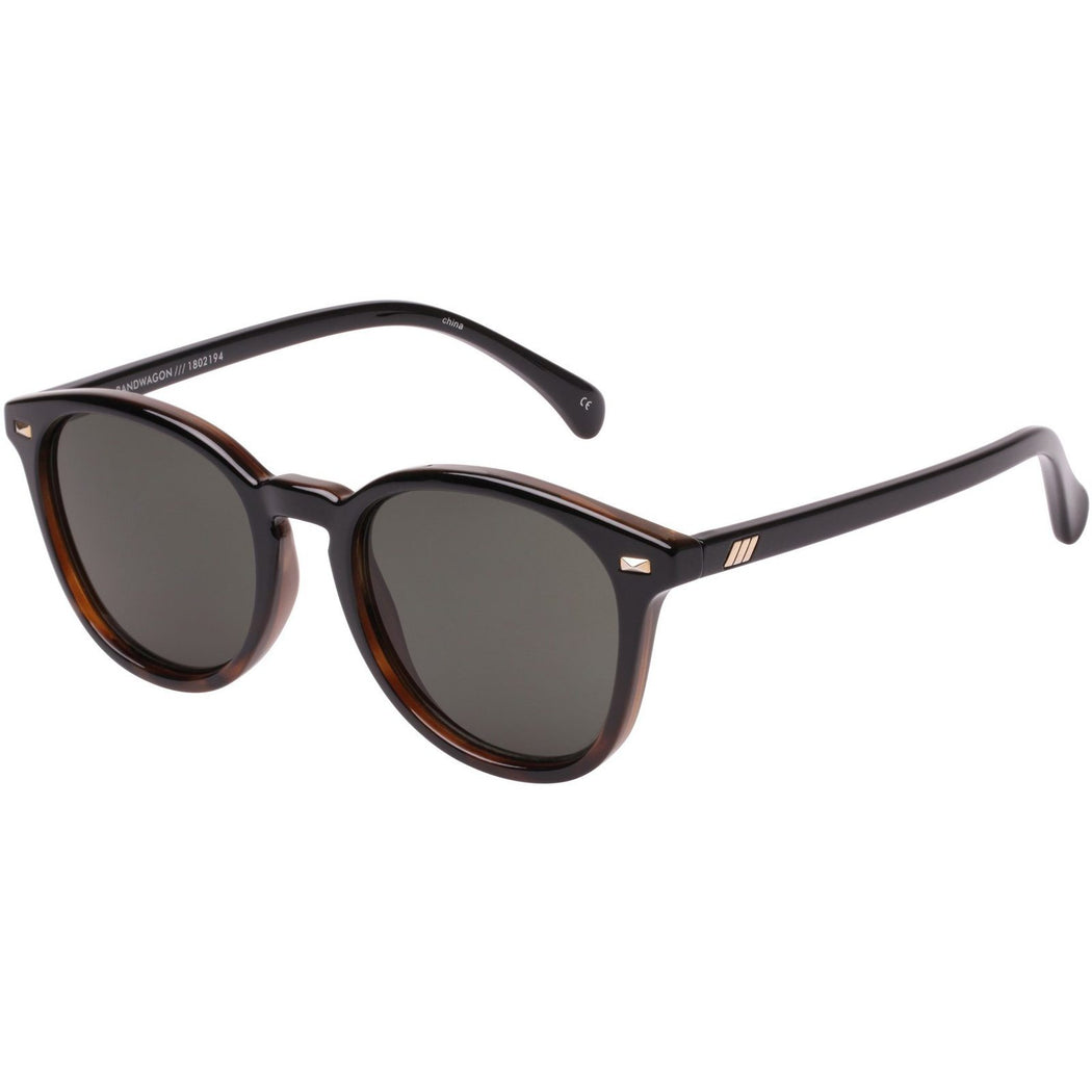 Bandwagon - Black Tort | Shop Le Spec at Wallace and Gibbs