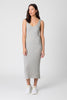 Wander Knit Dress - Silver Marle | Shop Marlow at Wallace & Gibbs NZ
