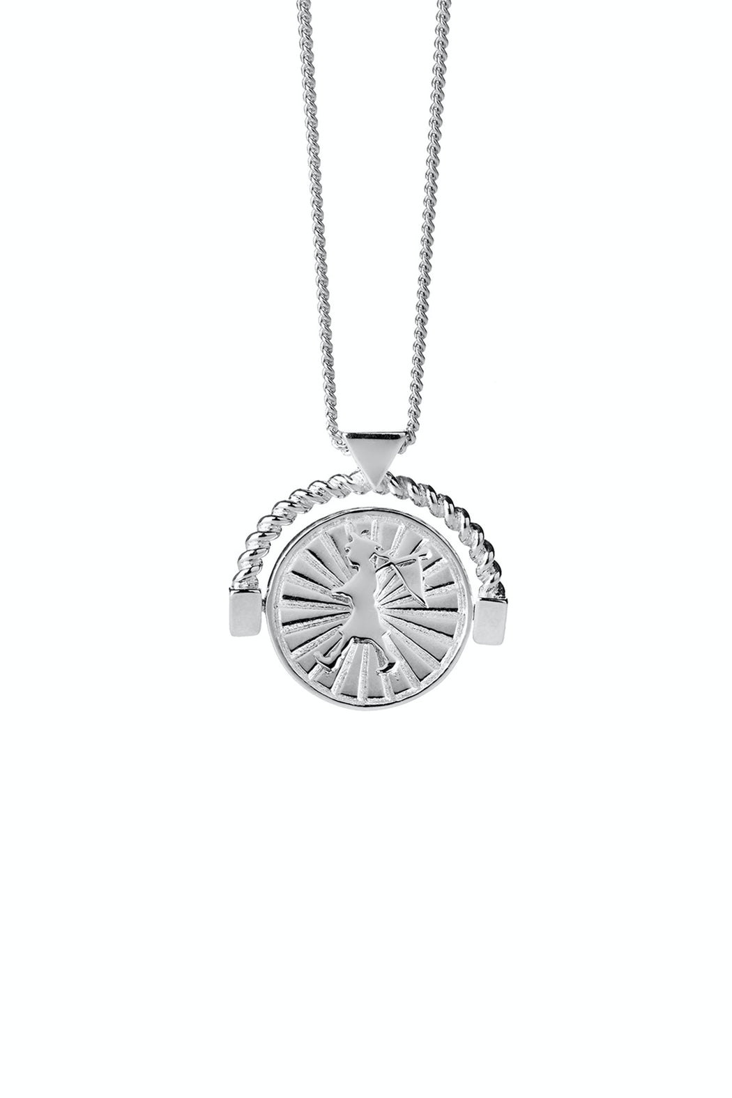 Karen Walker Voyager Spin Necklace | Shop at Wallace and Gibbs NZ