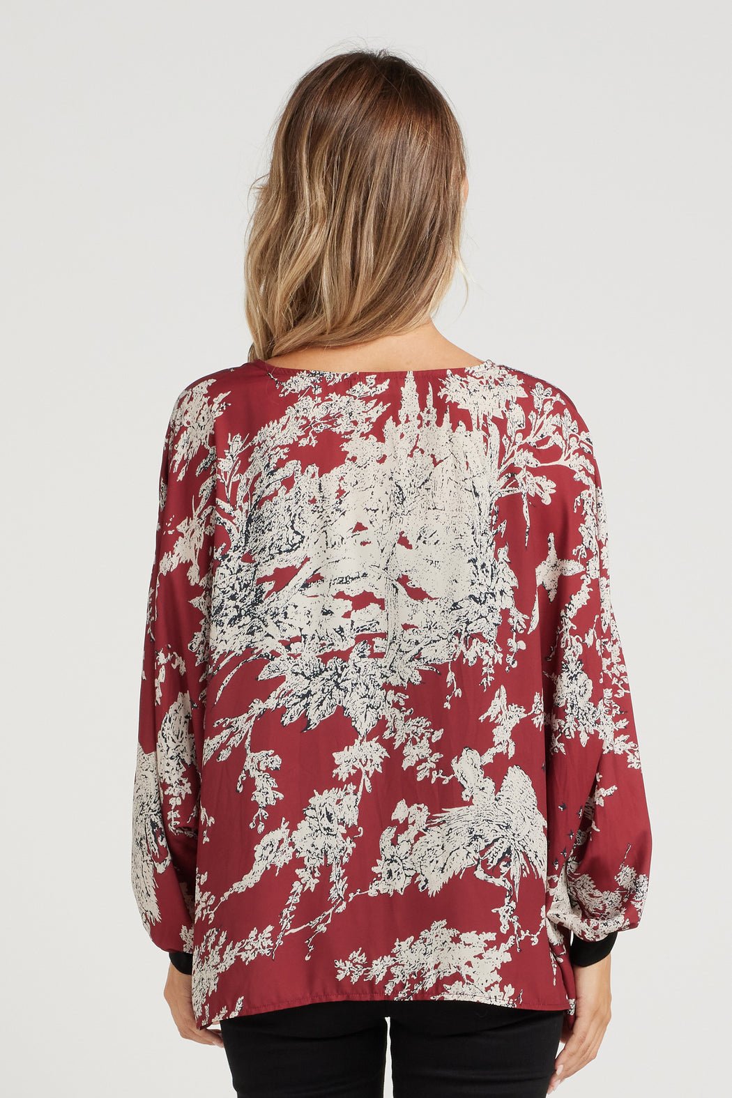 Et Alia Bishop Top - Red Antique | Shop at Wallace and Gibbs, Arrowtown