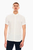 Mens SS Shirt - White | Shop Garcia at Wallace and Gibbs