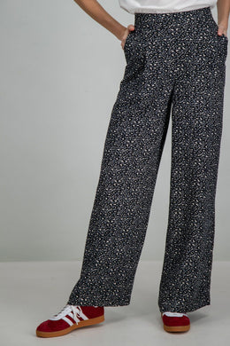 Womens Pants Animal Print | Shop Garcia at Wallace and Gibbs
