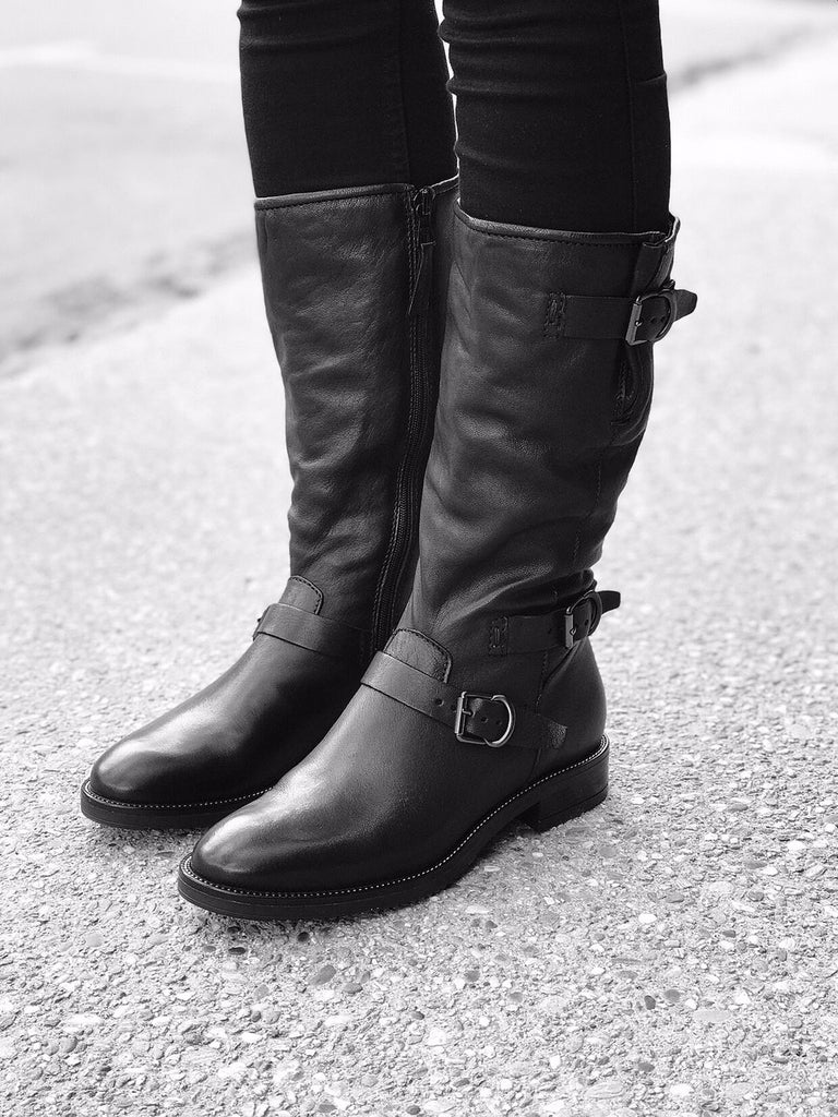 Zarko Boot - Black (Nero) | Shop Martina Buraro online at W&G NZ