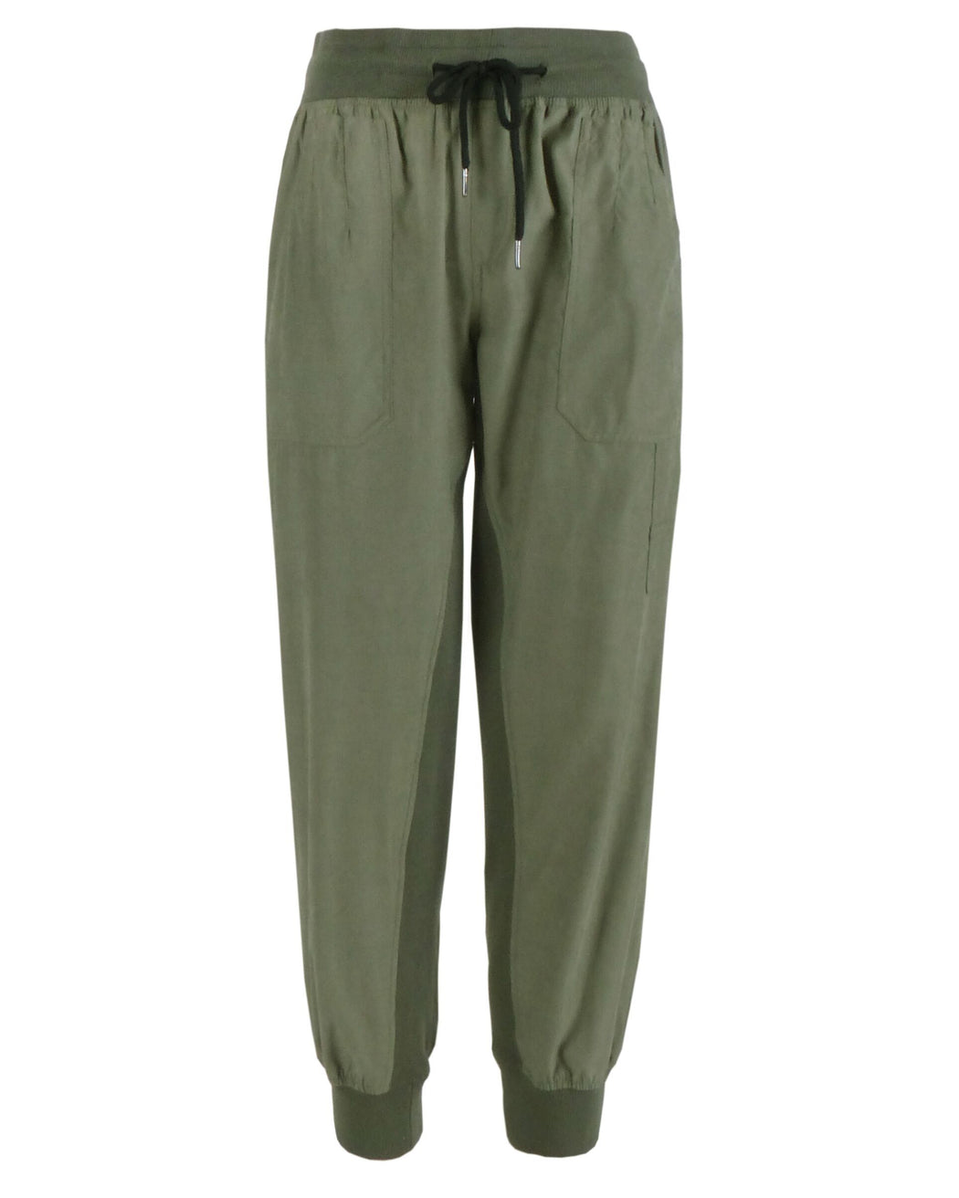 Ketz-ke Pristine Pant Khaki | Shop Ketz-ke at Wallace and Gibbs