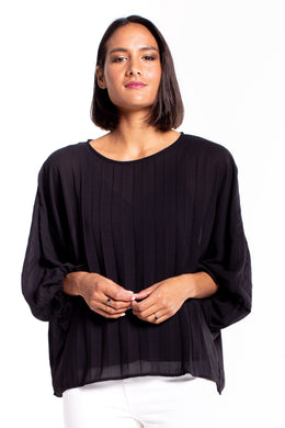 Et Alia Aura Top - Black | Shop at Wallace and Gibbs, Arrowtown