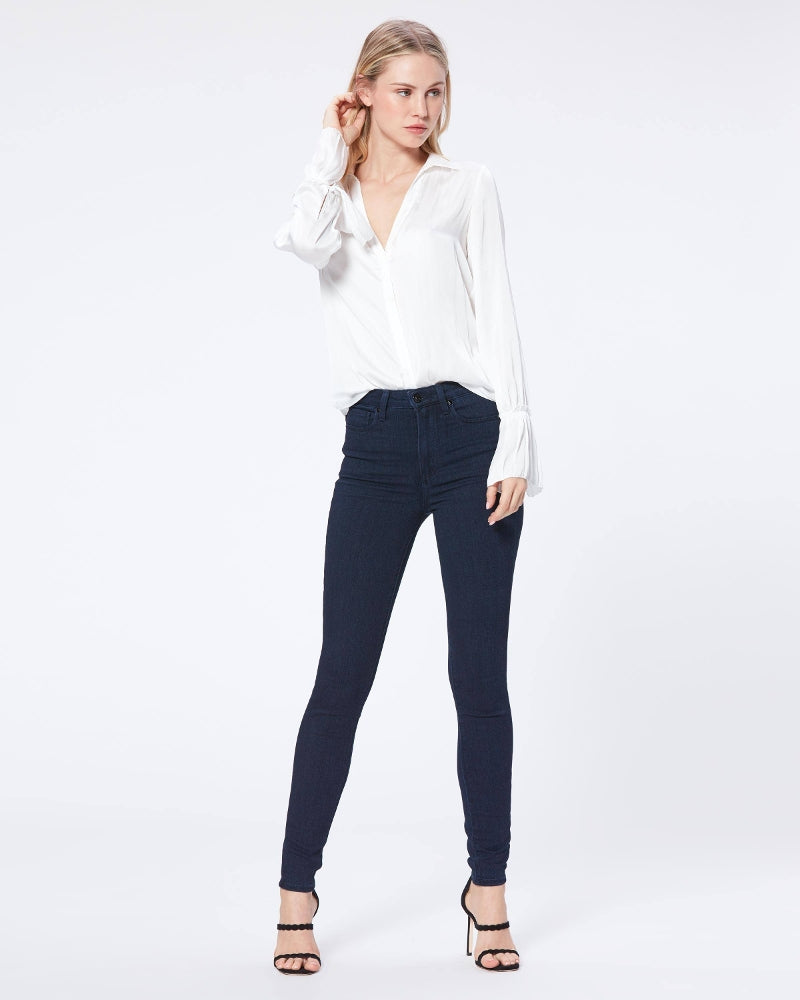Paige Margot Ultra Skinny - Timberline
