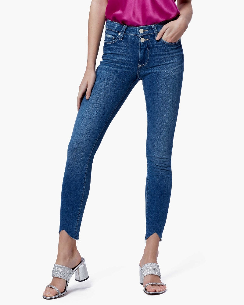 Paige Hoxton Ankle - Janie | Buy Paige Jeans at Wallace and Gibbs