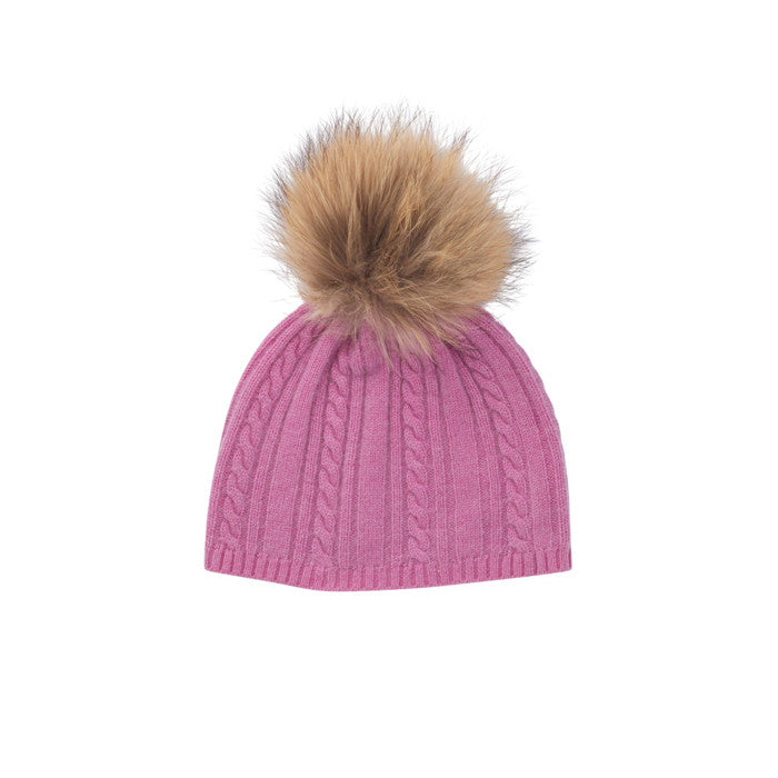 Cable Cashmere Beanie | Shop Cable at Wallace and Gibbs Arrowtown