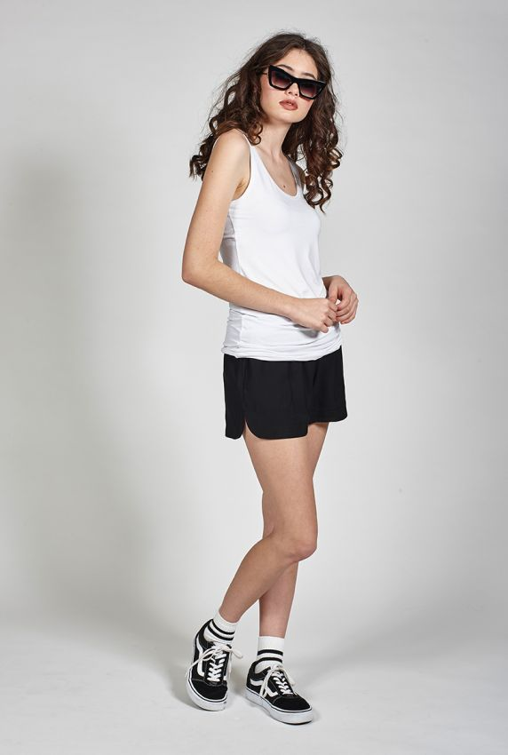 Ketz-ke Core Tank - White | Shop Ketz-ke at Wallace & Gibbs NZ