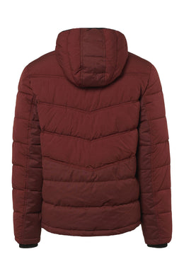 Mens Full Zip Jacket - Brick